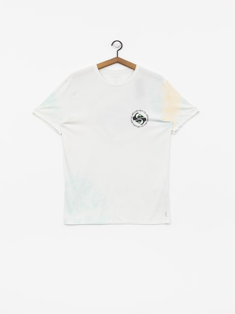 T-shirt Quiksilver Omni Logo (white)