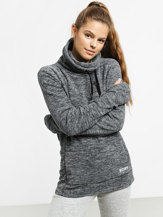 Bluza Roxy Snow Flakes Vibes Wmn (charcoal heather)