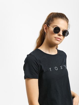 T-shirt Roxy Red Sunset Wmn (true black)