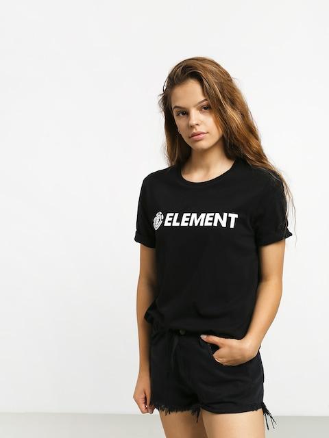 T-shirt Element Element Logo Wmn