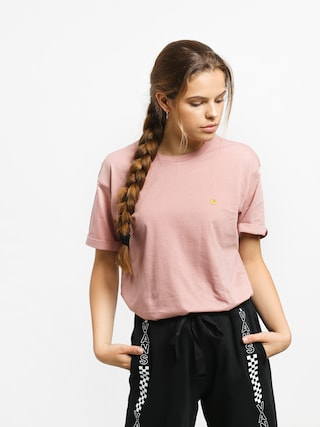 T-shirt Carhartt WIP Chasy Wmn (blush/gold)