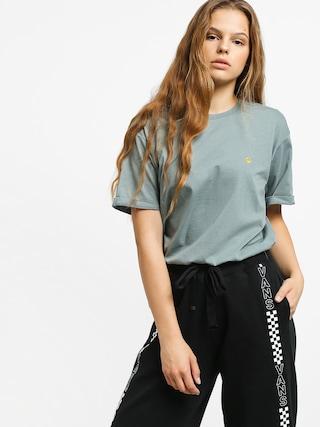 T-shirt Carhartt WIP Chasy Wmn (cloudy/gold)