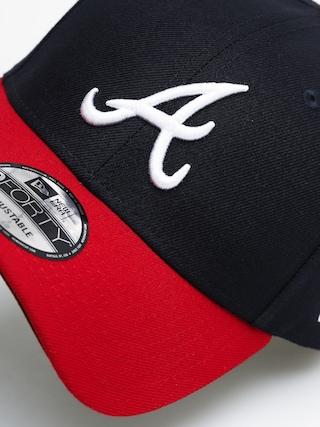 Czapka z daszkiem New Era Atlanta Braves The League ZD (navy)