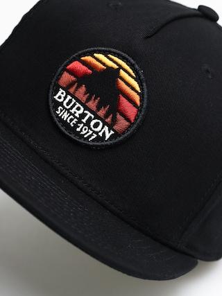 Czapka z daszkiem Burton Underhill ZD (true black)