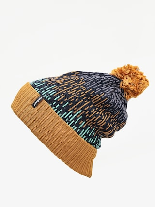 Czapka zimowa Patagonia Powder Town Beanie (melt down/hammonds gold)