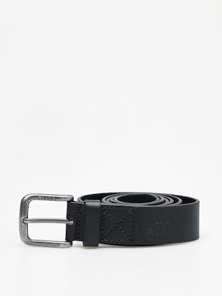 Pasek RVCA Truce Leather (black)