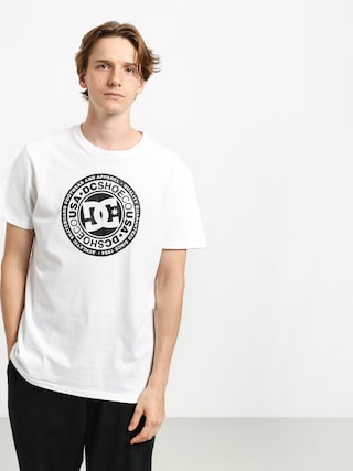 T-shirt DC Circle Star (snow white/black)