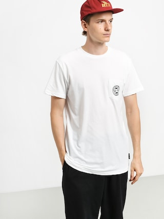 T-shirt DC Basic Pocket (snow white)