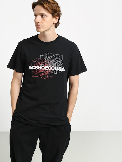 T-shirt DC Double Dimensio (black)