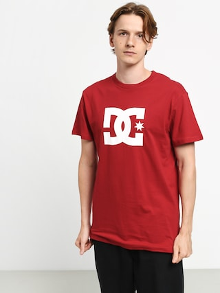 T-shirt DC Star (chili pepper/white)