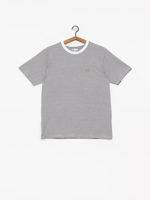 T-shirt Koka Stripes Label