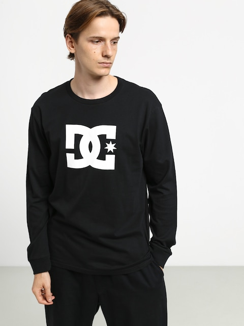 Longsleeve DC Star (black/white)