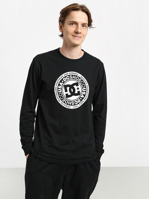 Longsleeve DC Circle Star (black/white)