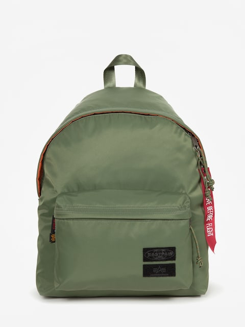 Plecak Eastpak x Alpha Industries Padded Pak R (alpha dark green)