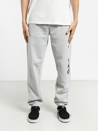 Spodnie Quiksilver Track Pant Screen (light grey heather)