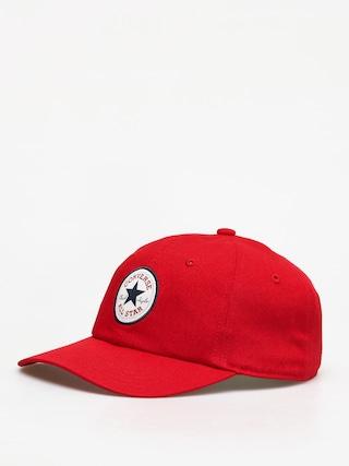 Czapka z daszkiem Converse Tipoff Baseball ZD (enamel red)