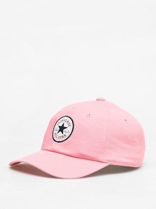 Czapka z daszkiem Converse Tipoff Chuck Baseball ZD (coastal pink)