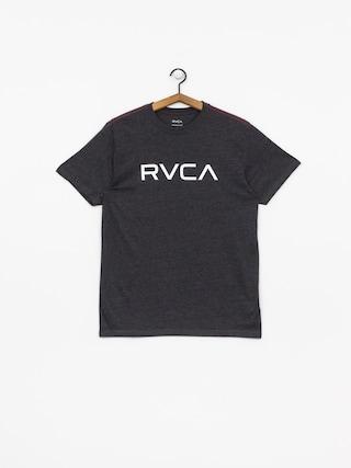 T-shirt RVCA Big Rvca Vintage (charcoal heathe)