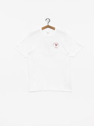 T-shirt RVCA No Fight (white)