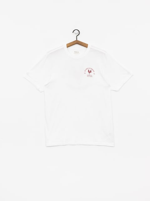 T-shirt RVCA No Fight (white)