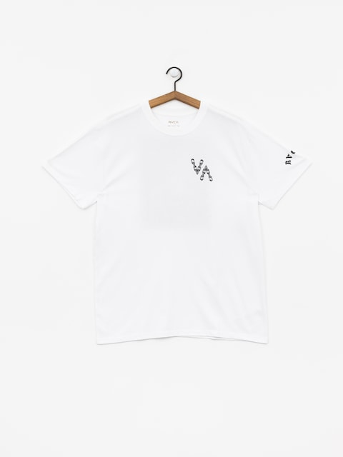 T-shirt RVCA Va Eagle (white)