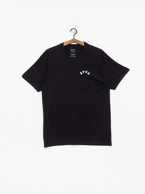 T-shirt RVCA Rvca Tiger (black)