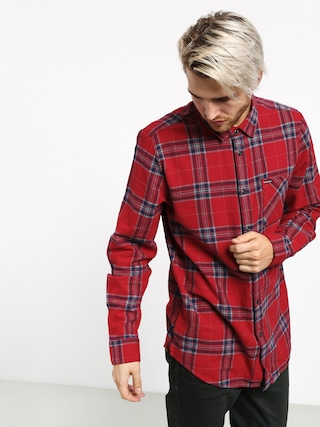 Koszula Volcom Caden Plaid (engine red)
