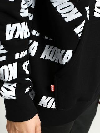 Bluza z kapturem Koka Tape HD (black)
