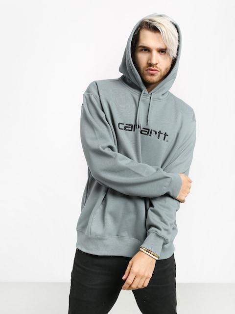 Bluza z kapturem Carhartt WIP Carhartt HD (cloudy/black)