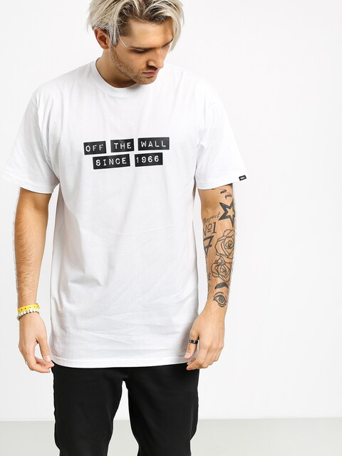 T-shirt Vans X Baker (white)