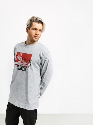 Longsleeve Vans X Baker (athletic heather)