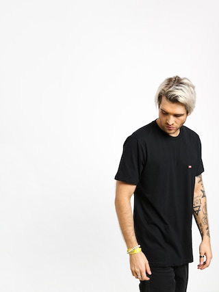 T-shirt Koka Basic Label (black)