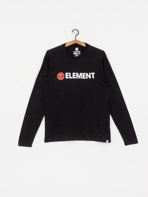 Longsleeve Element Blazin (flint black)