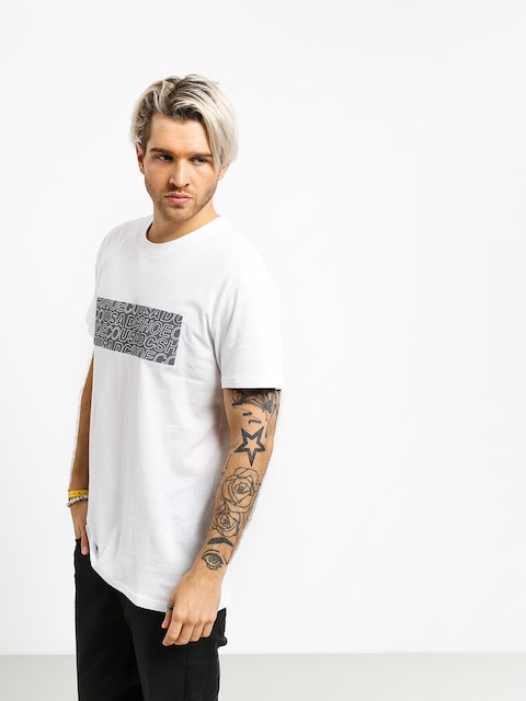 T-shirt DC Last Gram (snow white)