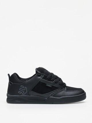 Buty Etnies Cartel (black/black/grey)