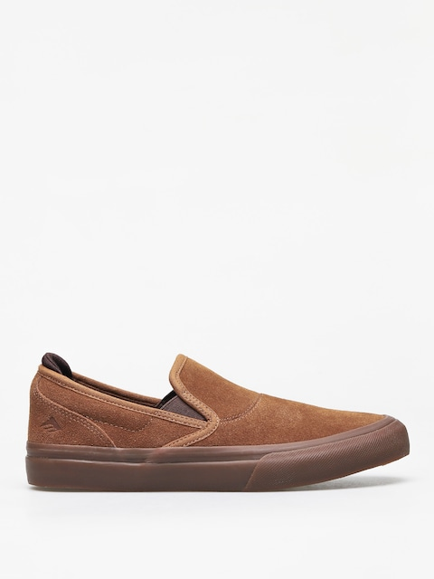 Buty Emerica Wino G6 Slip On (brown/brown/gum)