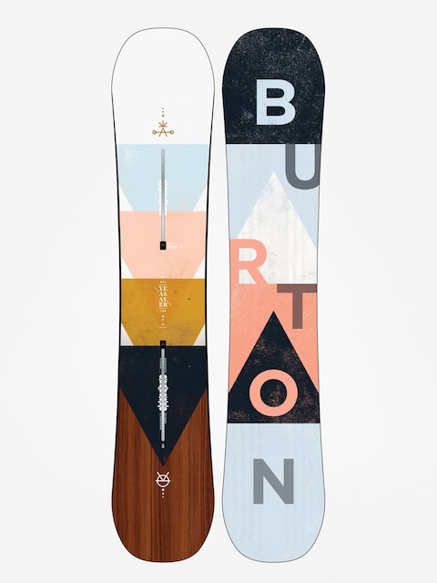 Deska snowboardowa Burton Yeasayer Fv Wmn
