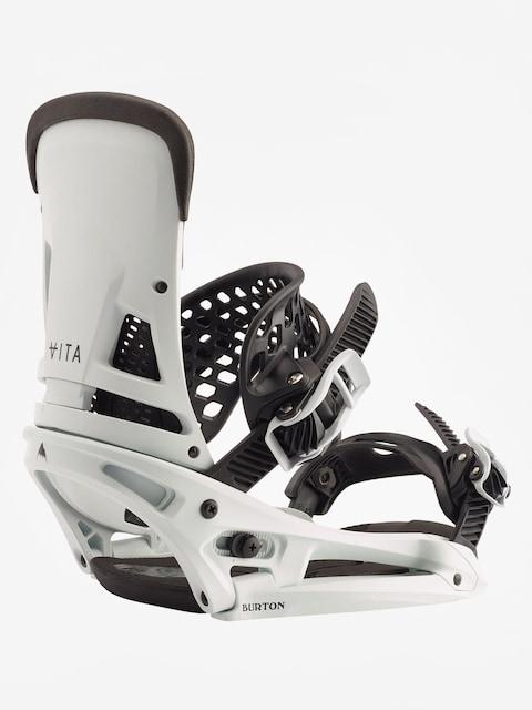 Wiązania snowboardowe Burton Malavita Est (frost)