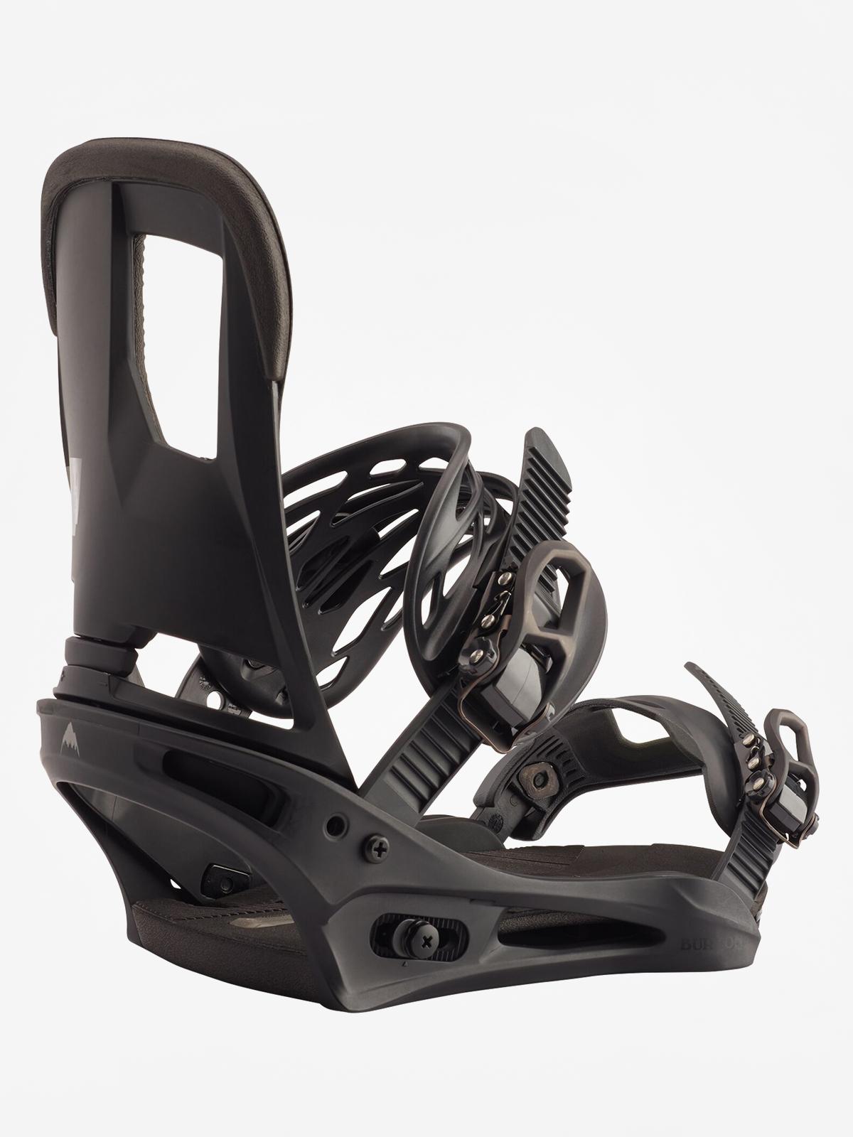 Wiu0105zania snowboardowe Burton Cartel (black)