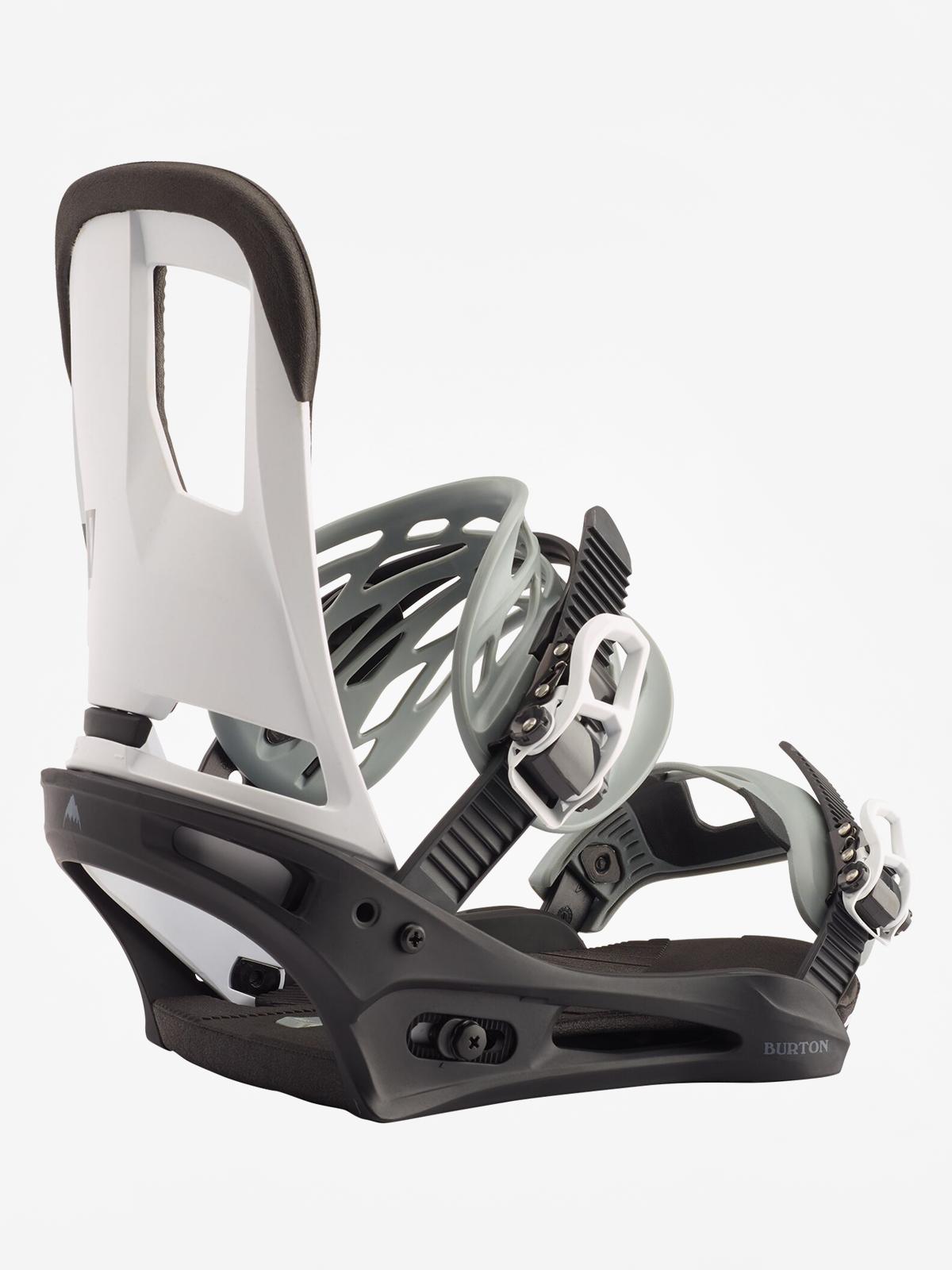 Wiu0105zania snowboardowe Burton Cartel (black/white)