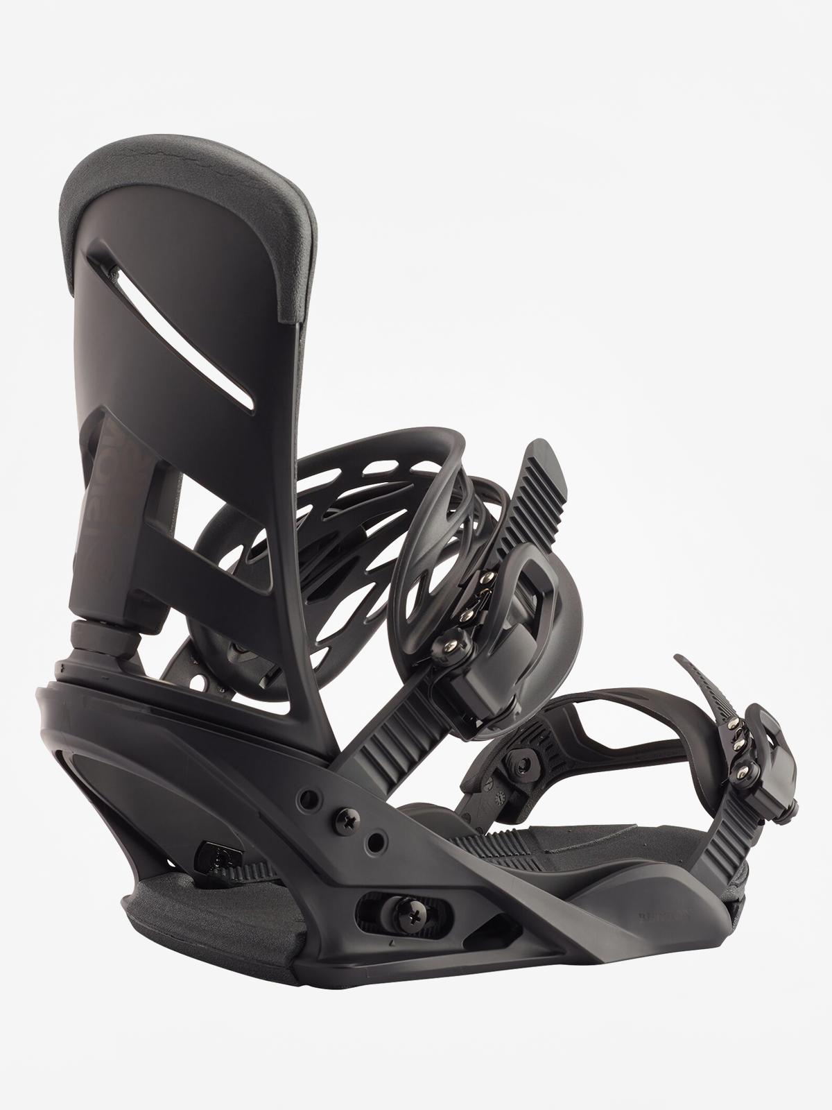 Wiu0105zania snowboardowe Burton Mission (black)
