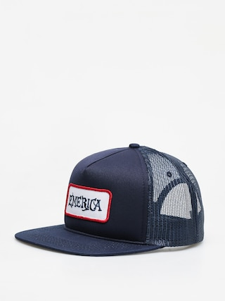 Czapka z daszkiem Emerica Interlude Trucker ZD (navy)