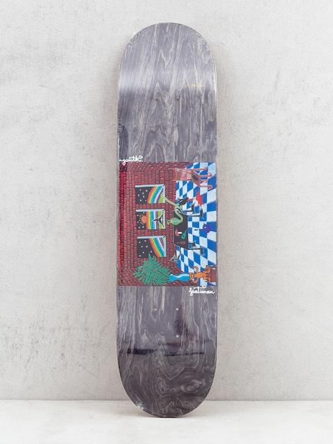 Deck Youth Skateboards Mroczny Ojciec (grey)