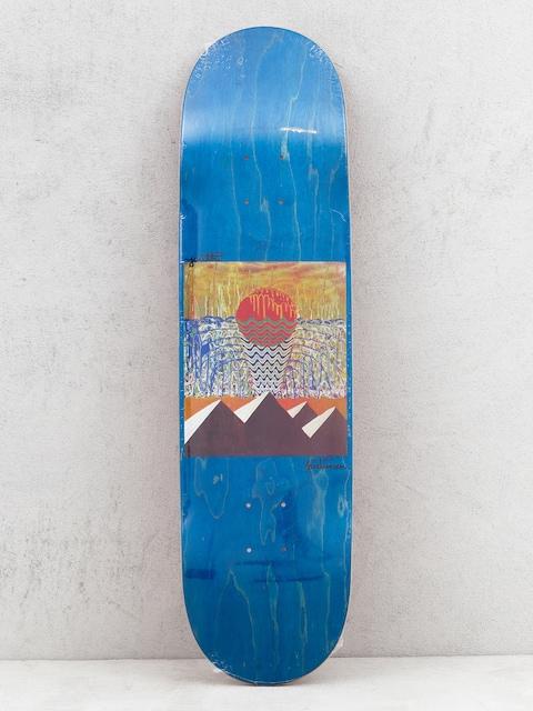 Deck Youth Skateboards Pyramids (blue)