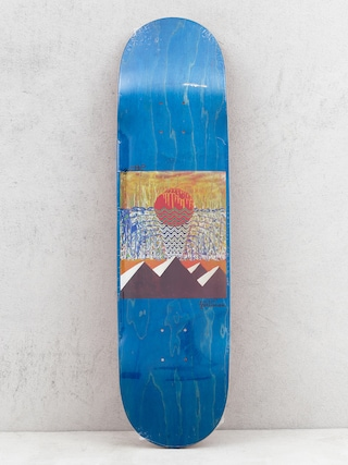Deck Youth Skateboards Pyramids (blue)