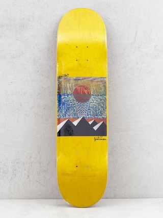 Deck Youth Skateboards Pyramids (yellow)