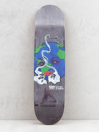 Deck Youth Skateboards X Sk Posse Earth (grey)