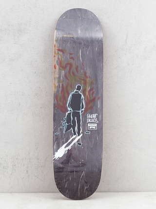 Deck Youth Skateboards X Sk Posse Great Success (grey)