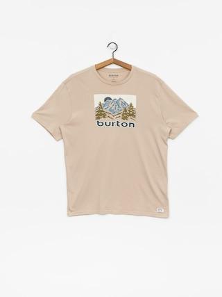 T-shirt Burton Weir (plaza taupe)
