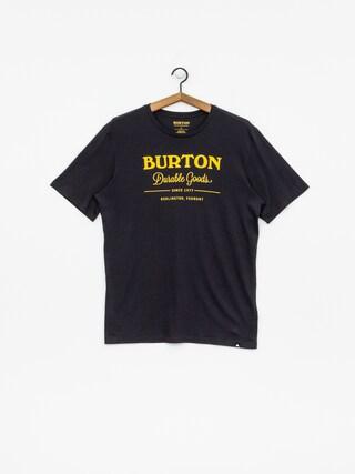 T-shirt Burton Durable Goods (true black)